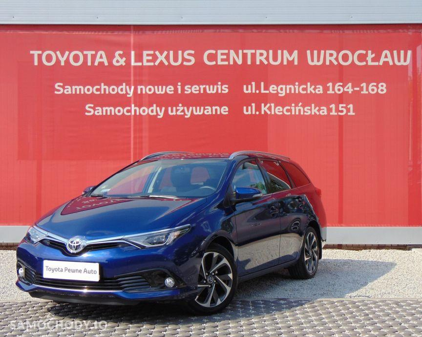 Toyota Auris 1.6 Comfort MS + Style 1