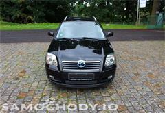 toyota z województwa dolnośląskie Toyota Avensis z Niemiec
