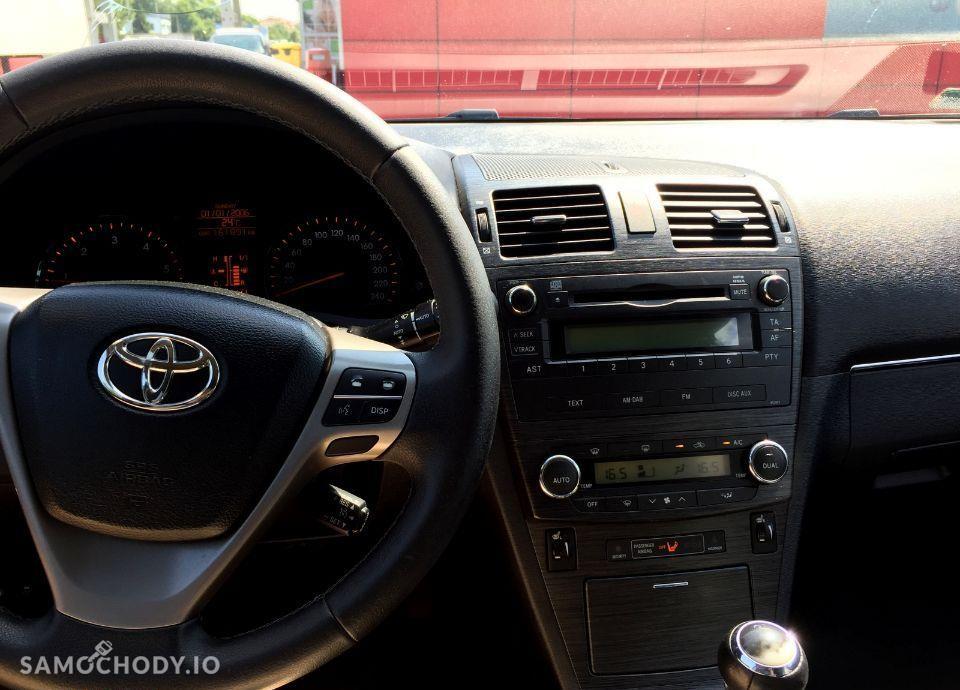 Toyota Avensis Bezwypadkowa, Iwł, oryginalny przebieg, serwis ASO, SALON PL, VAT23% 46