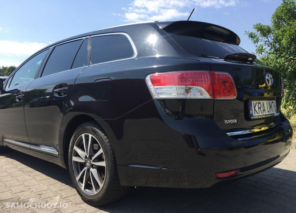Toyota Avensis Bezwypadkowa, Iwł, oryginalny przebieg, serwis ASO, SALON PL, VAT23% 121