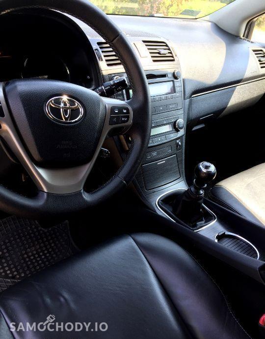 Toyota Avensis Bezwypadkowa, Iwł, oryginalny przebieg, serwis ASO, SALON PL, VAT23% 7