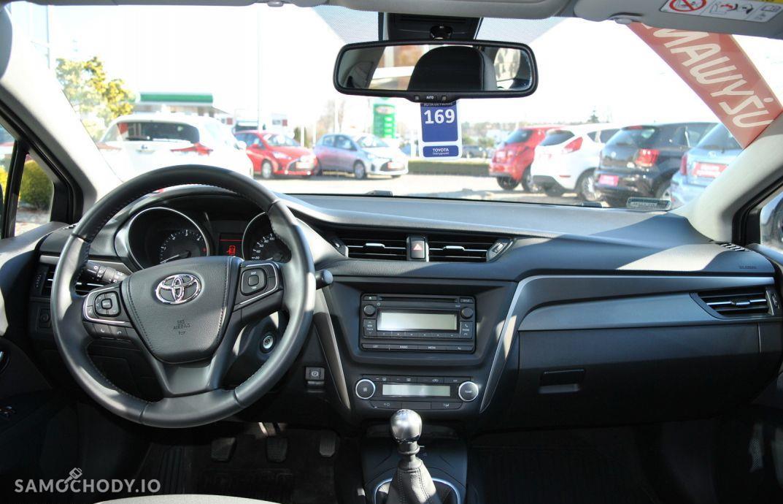 Toyota Avensis 1.6 D-4D Active Gwarancja Oferta Dealerska 2