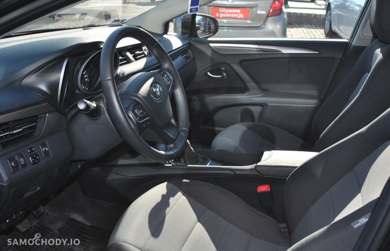 Toyota Avensis 1.6 D-4D Active Gwarancja Oferta Dealerska 16
