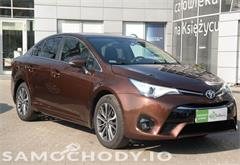 toyota z województwa mazowieckie Toyota Avensis 1.8 Premium