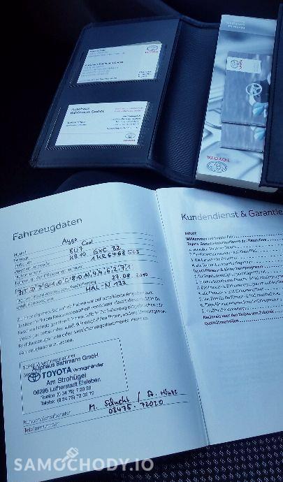 Toyota Aygo Lift, Klima, Elektryka, Bezwypadek 1 Wł, 100% Serwis JAK NOWA! 92