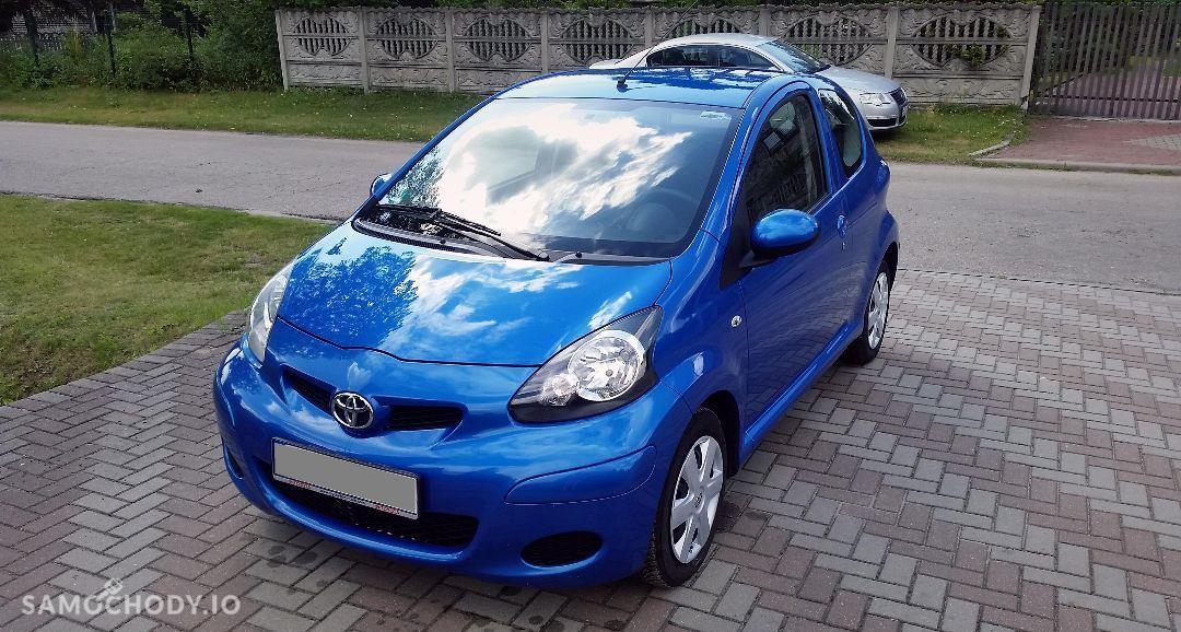 Toyota Aygo Lift, Klima, Elektryka, Bezwypadek 1 Wł, 100% Serwis JAK NOWA! 4