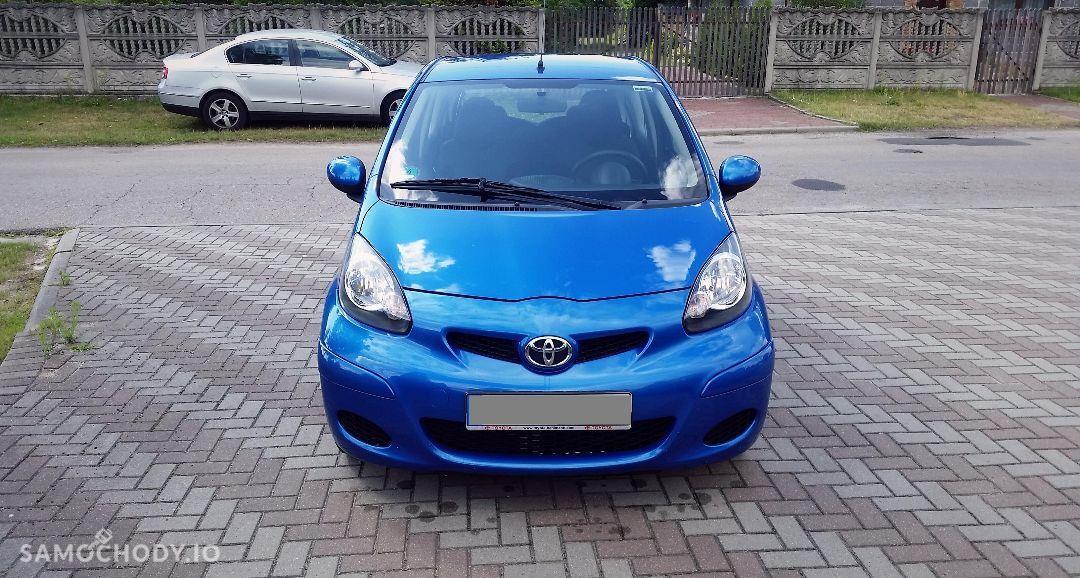 Toyota Aygo Lift, Klima, Elektryka, Bezwypadek 1 Wł, 100% Serwis JAK NOWA! 2