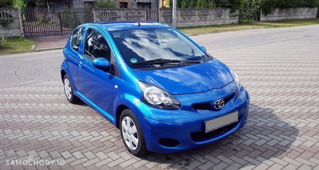 Toyota Aygo Lift, Klima, Elektryka, Bezwypadek 1 Wł, 100% Serwis JAK NOWA! 1