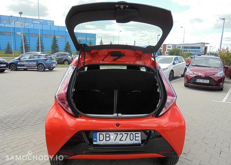 Toyota Aygo 1.0 VVT i X play Toyota Wałbrzych Nowakowski 79