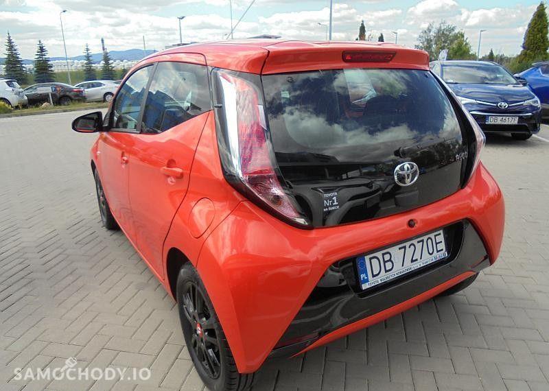 Toyota Aygo 1.0 VVT i X play Toyota Wałbrzych Nowakowski 2