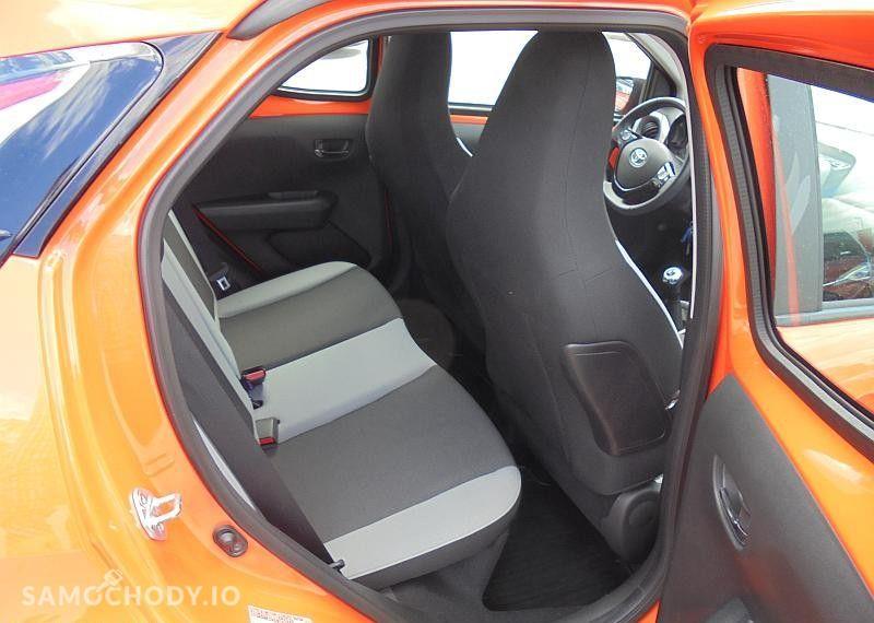 Toyota Aygo 1.0 VVT i X play Toyota Wałbrzych Nowakowski 67