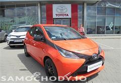 toyota aygo Toyota Aygo 1.0 VVT i X play Toyota Wałbrzych Nowakowski