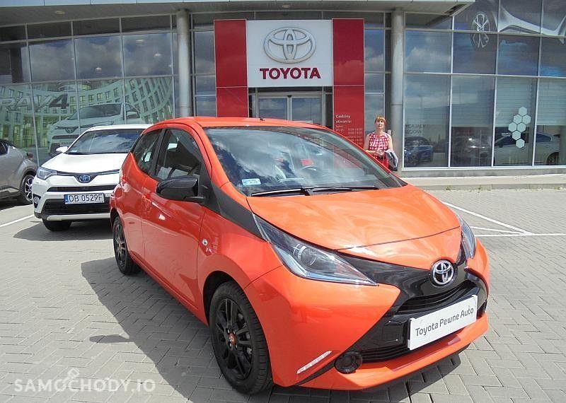 Toyota Aygo 1.0 VVT i X play Toyota Wałbrzych Nowakowski 1