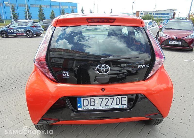 Toyota Aygo 1.0 VVT i X play Toyota Wałbrzych Nowakowski 7