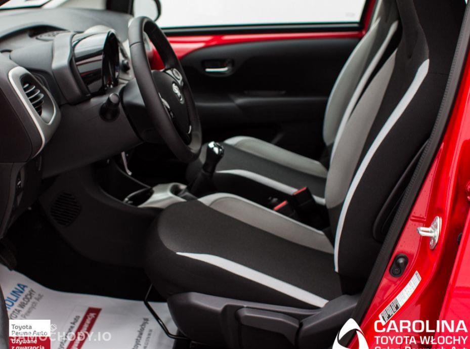 Toyota Aygo 1.0 VVT-i X-play EU6 7
