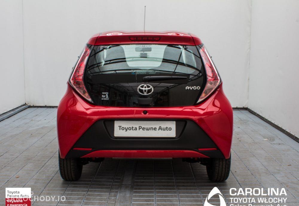 Toyota Aygo 1.0 VVT-i X-play EU6 37