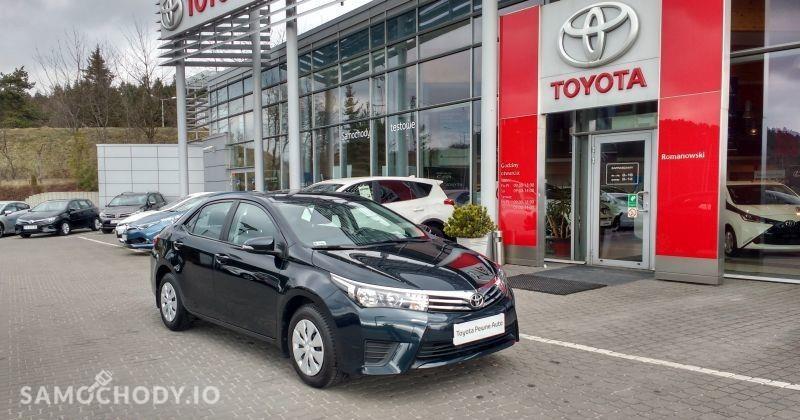 Toyota Corolla Active, Gwarancja, FV23% 7