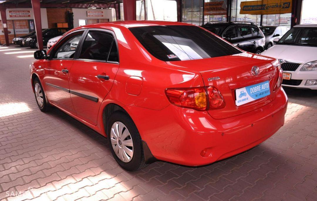 Toyota Corolla Krajowy, Bezwypadkowy, I Właściciel 11