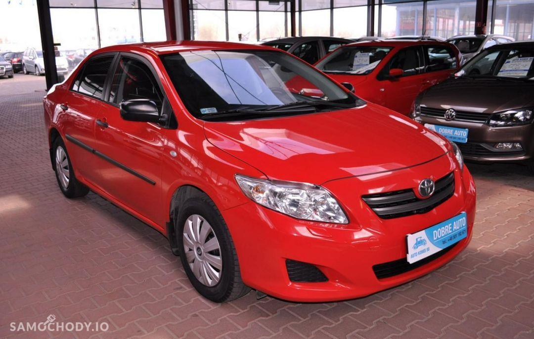 Toyota Corolla Krajowy, Bezwypadkowy, I Właściciel 4