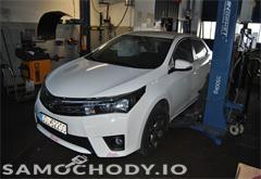 toyota z województwa dolnośląskie Toyota Corolla 1 wł salon Polska serwis do końca bogate wyposażenie
