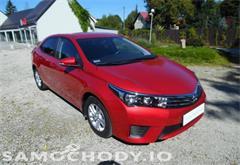 toyota z województwa dolnośląskie Toyota Corolla 1.4 D 4D Active Pewne Auto Toyota Jelenia Góra
