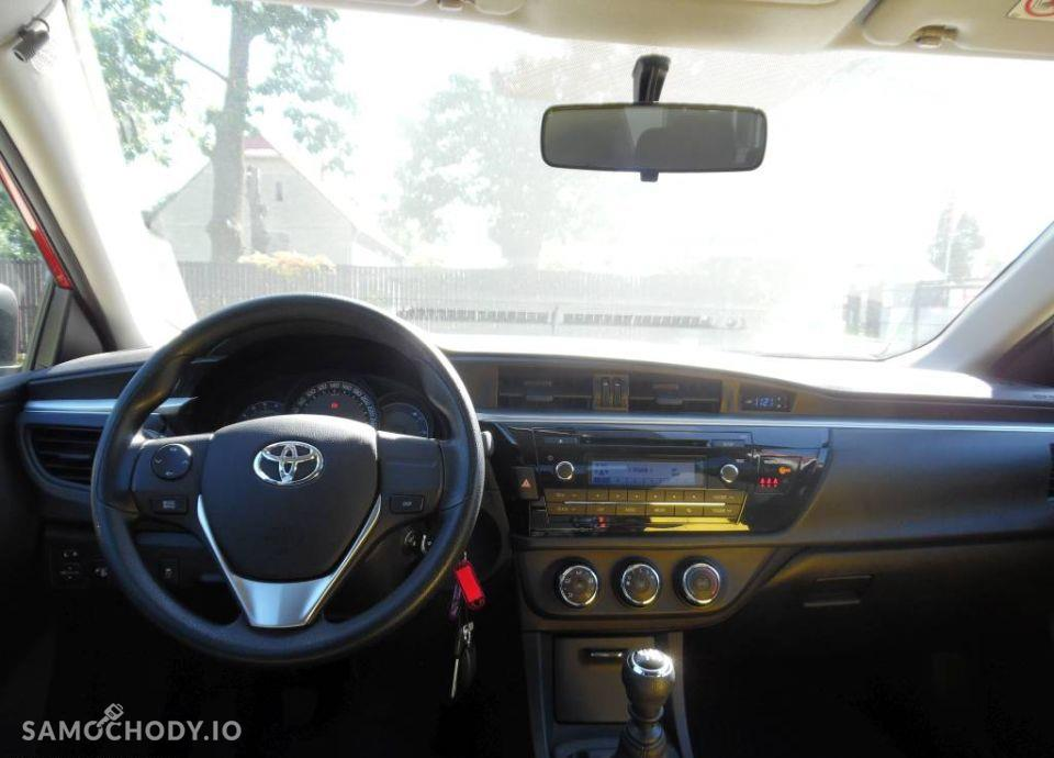 Toyota Corolla 1.4 D 4D Active Pewne Auto Toyota Jelenia Góra 37