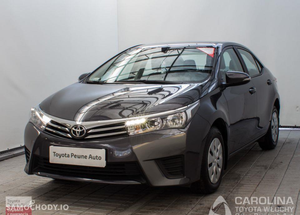 Toyota Corolla 1.33 Active EU6 1