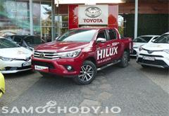 toyota z województwa mazowieckie Toyota Hilux 2.4 SR5 4x4 aut Navi, Demo, serwis ASO, VAT 23%