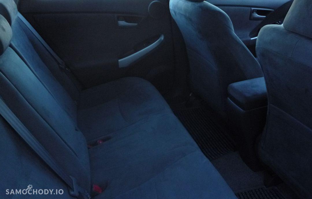 Toyota Prius Klimatyzacja elektryczne szyby navi super stan 46