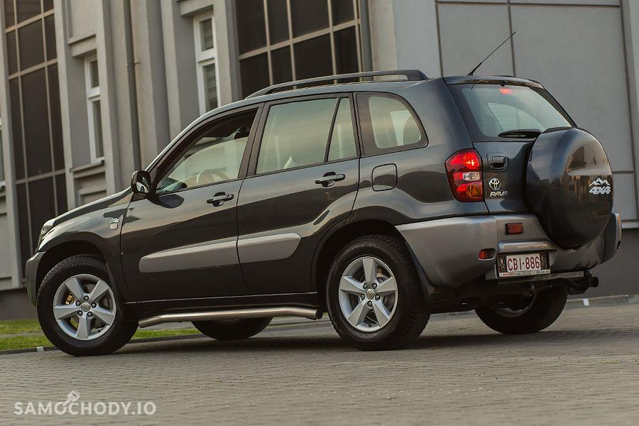 Toyota RAV4 2.0D4D// 4x4 // Alu // Atrakcyjny wygląd // 16