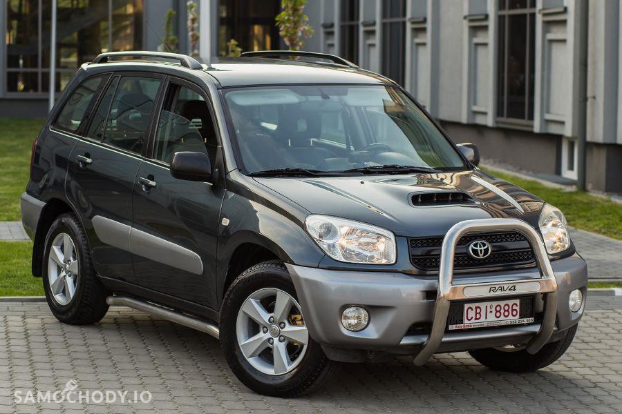 Toyota RAV4 2.0D4D// 4x4 // Alu // Atrakcyjny wygląd // 4