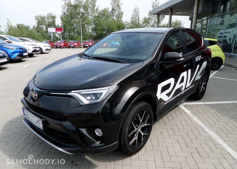 Toyota RAV4 2.0 D 4D 143KM Style + Smart + Safety 22
