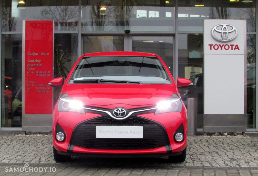 Toyota Yaris 1.33 99KM Dynamic Safety Navi 4