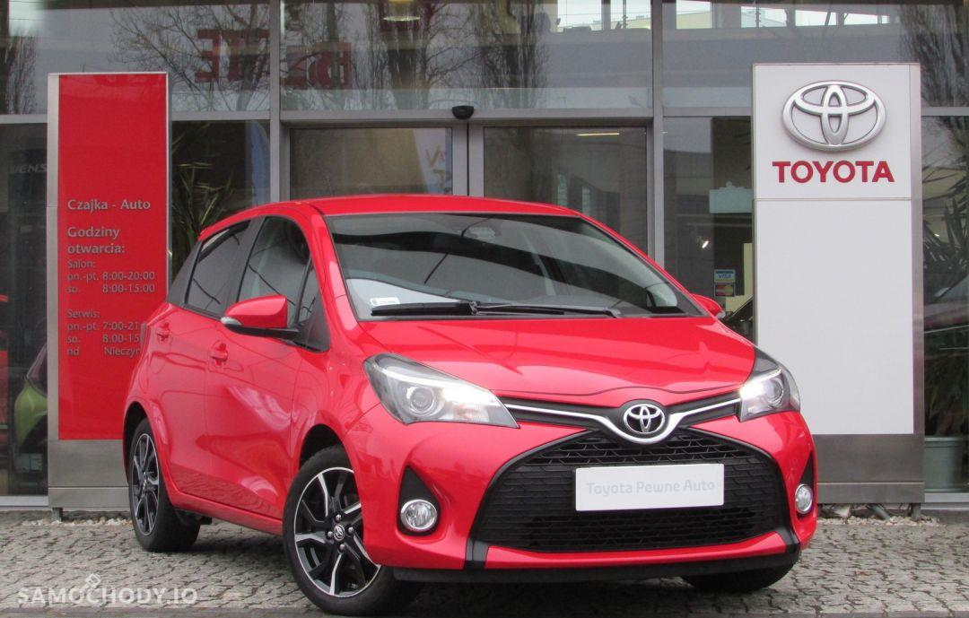 Toyota Yaris 1.33 99KM Dynamic Safety Navi 1