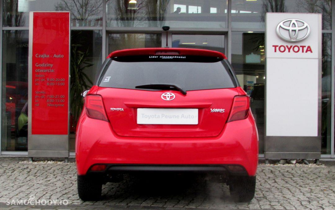 Toyota Yaris 1.33 99KM Dynamic Safety Navi 7
