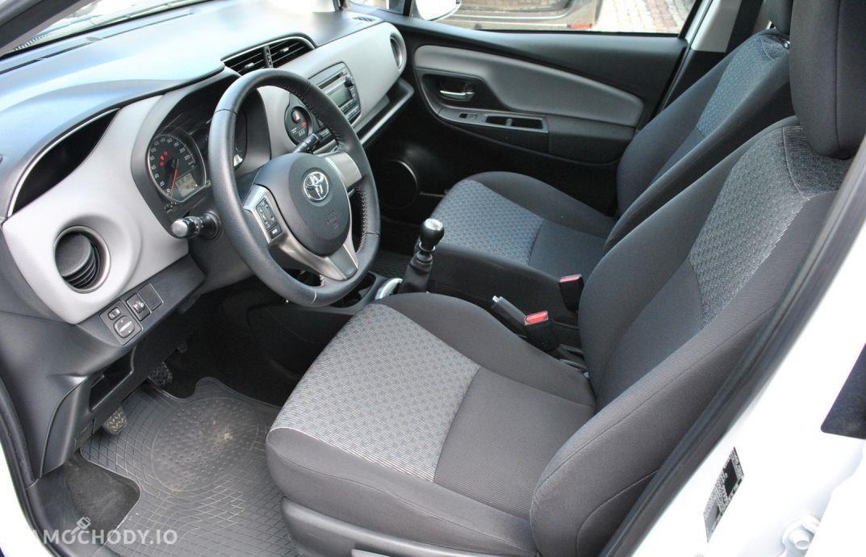 Toyota Yaris 1.33 Active + bluetooth gwarancja oferta dealera 16