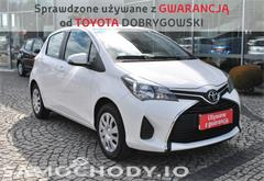 toyota yaris 1.33 active + bluetooth gwarancja oferta dealera