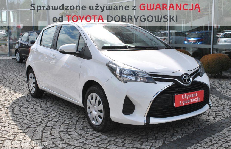 Toyota Yaris 1.33 Active + bluetooth gwarancja oferta dealera 1