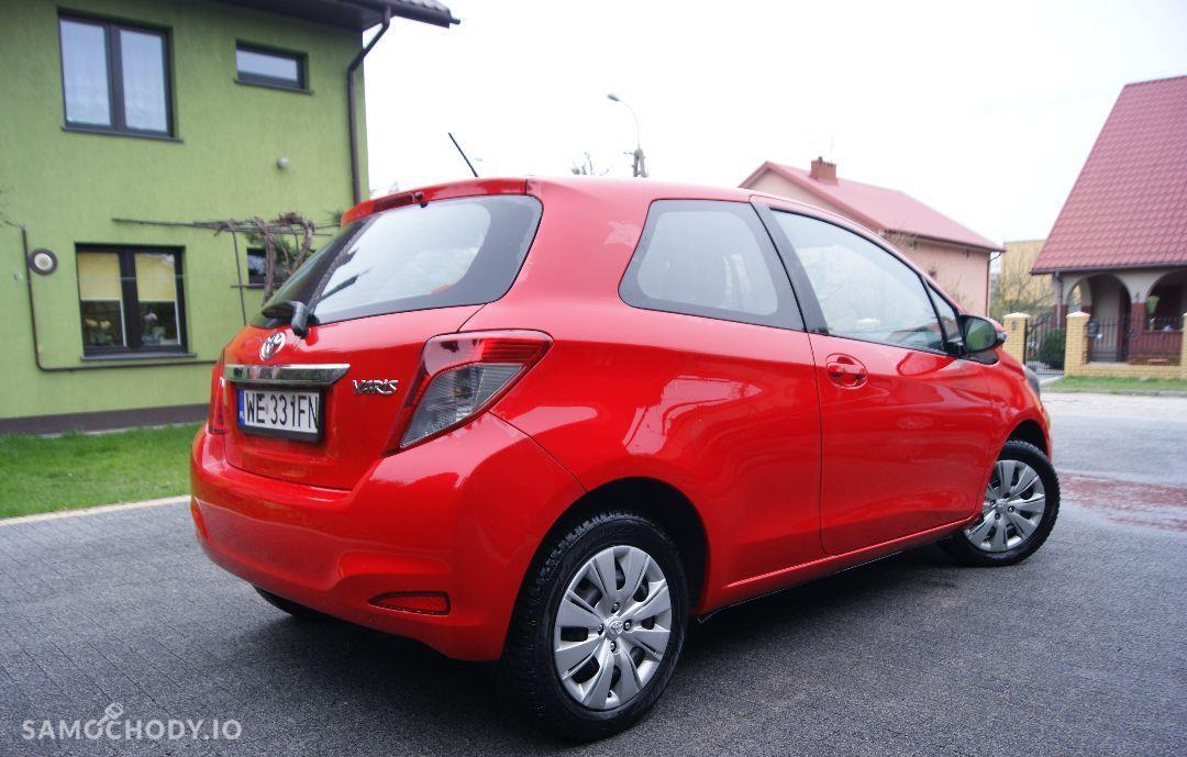 Toyota Yaris 2013r 1.0 BENZYNA ORYGINAŁ Salon PL Serwis 4
