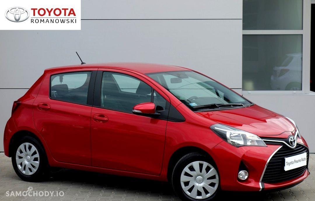 Toyota Yaris 1.33 Premium + Pakiet CITY 4