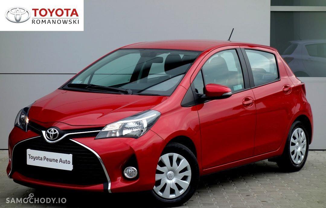 Toyota Yaris 1.33 Premium + Pakiet CITY 1
