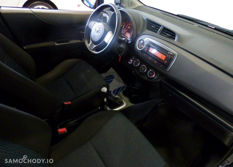 Toyota Yaris 1.0 69 KM Fvat ABS Kierownica Wielefunkcyjna Gwarancja Plichta 29
