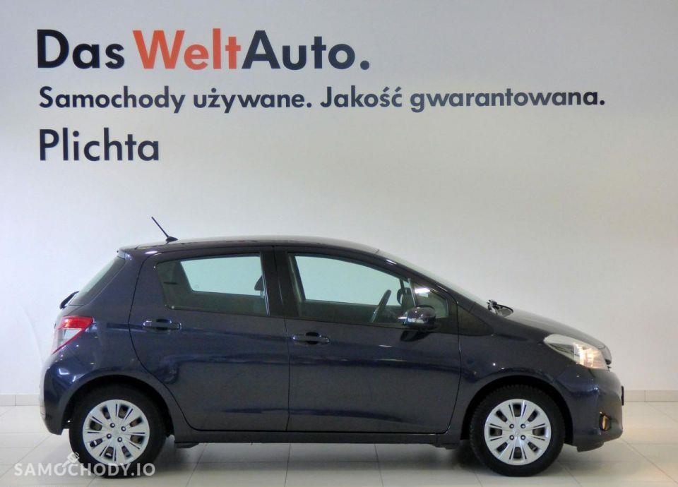 Toyota Yaris 1.0 69 KM Fvat ABS Kierownica Wielefunkcyjna Gwarancja Plichta 11