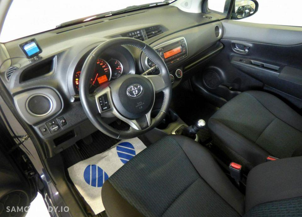 Toyota Yaris 1.0 69 KM Fvat ABS Kierownica Wielefunkcyjna Gwarancja Plichta 16