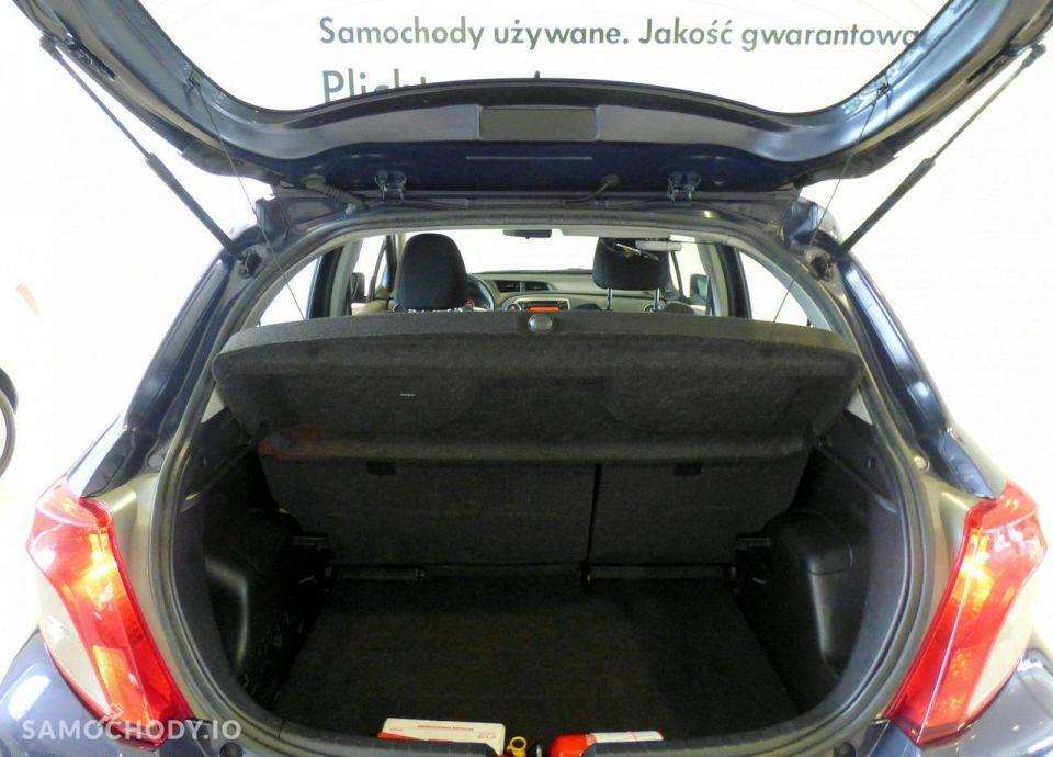 Toyota Yaris 1.0 69 KM Fvat ABS Kierownica Wielefunkcyjna Gwarancja Plichta 46