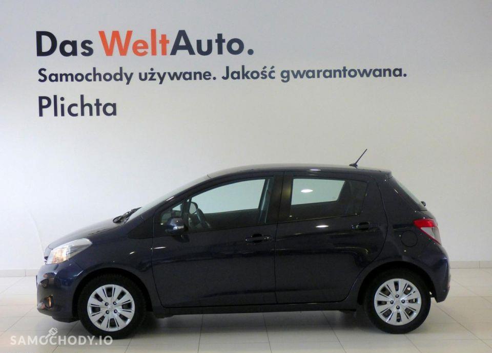 Toyota Yaris 1.0 69 KM Fvat ABS Kierownica Wielefunkcyjna Gwarancja Plichta 7