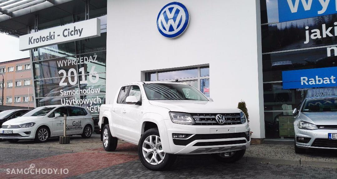Volkswagen Amarok HIGHLINE / 3.0 V6 TDI 224KM / 4MOTION/ NAVI / 2017 16