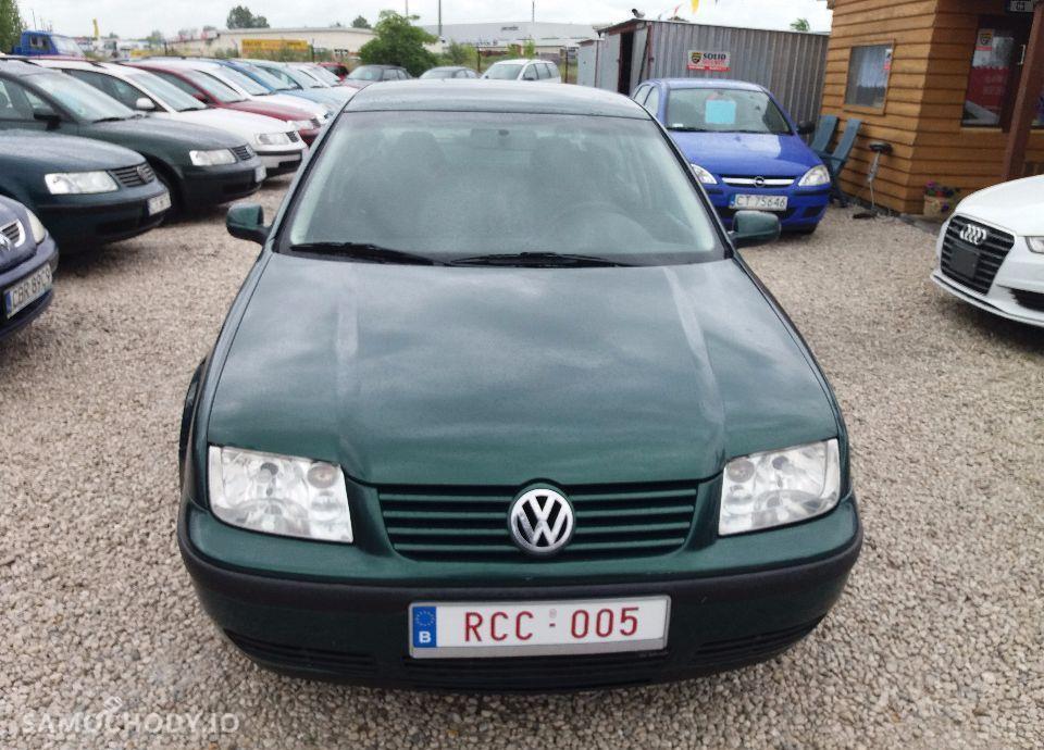 Volkswagen Bora Sedan Klima 22
