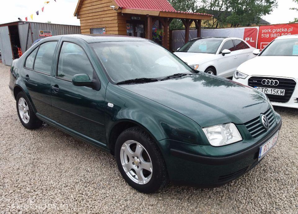 Volkswagen Bora Sedan Klima 2