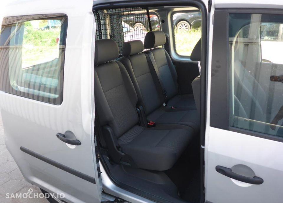 Volkswagen Caddy Caddy 1.6 TDI 5 osób GWARANCJA 2014 37